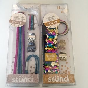 NEW - Scunci 21 Piece Hair Accessory Set
